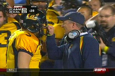 Jeff Tedford wants Cal football fans to be LOUD on Saturday